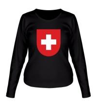 Женский лонгслив Switzerland Coat