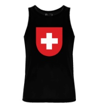 Мужская майка Switzerland Coat