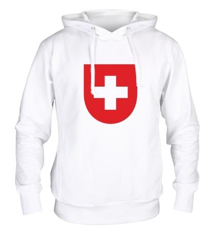 Толстовка с капюшоном Switzerland Coat