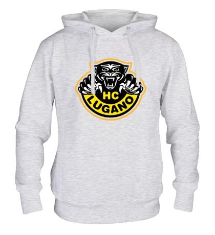 Толстовка с капюшоном HC Lugano Club