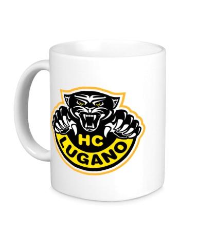 Керамическая кружка HC Lugano Club