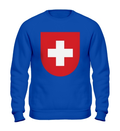 Свитшот Switzerland Coat