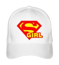 Бейсболка Supergirl