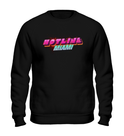 Свитшот Hotline Miami