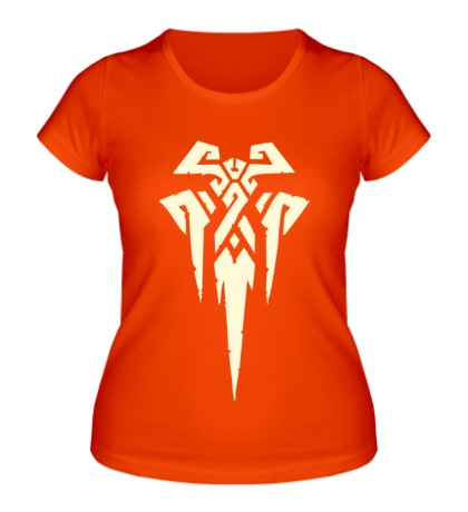 Женская футболка LoL: Freljord Glow