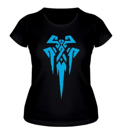 Женская футболка LoL: Freljord