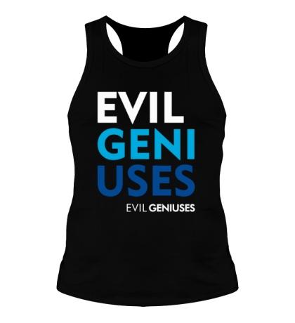 Мужская борцовка Evil Geniuses Text