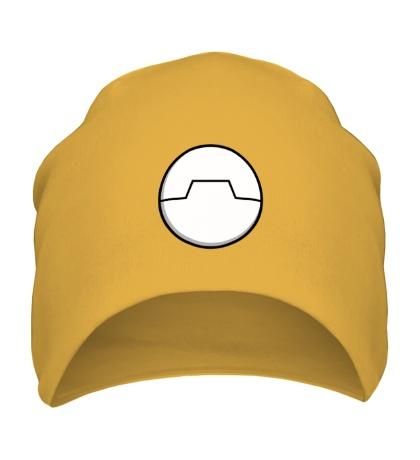Шапка Беймакс лого