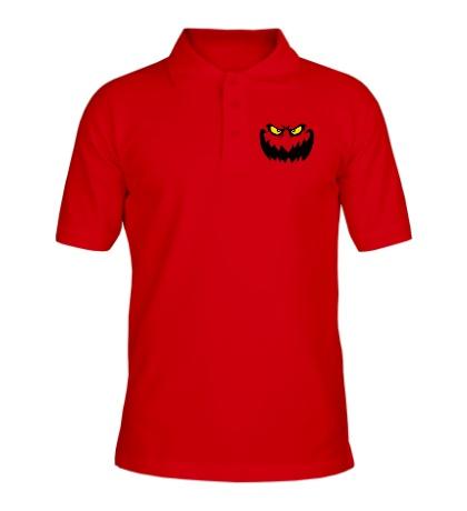 Рубашка поло Страшное лицо