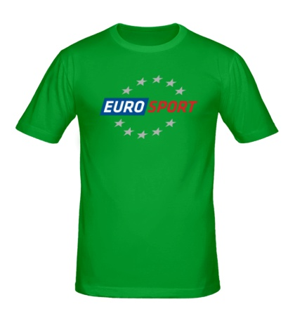 Мужская футболка EURO Sport