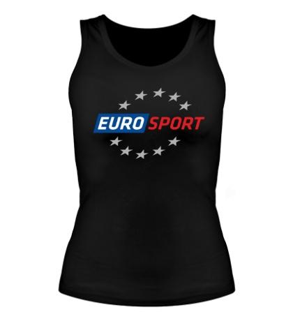 Женская майка EURO Sport