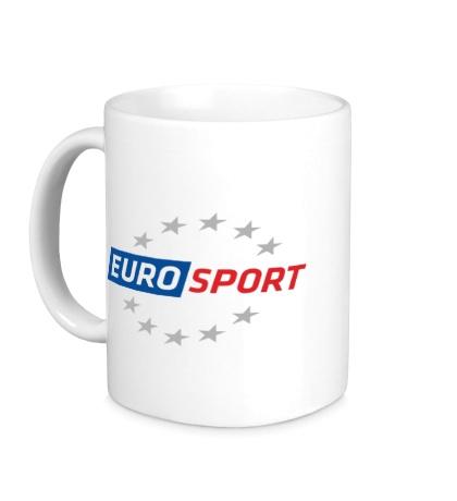 Керамическая кружка EURO Sport