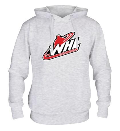 Толстовка с капюшоном WHL, Hockey League
