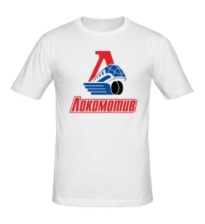 Мужская футболка ХК Локомотив