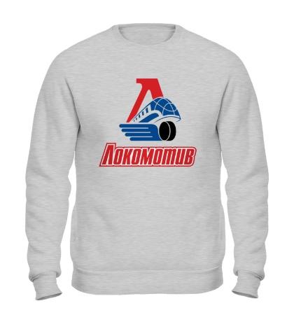 Свитшот ХК Локомотив
