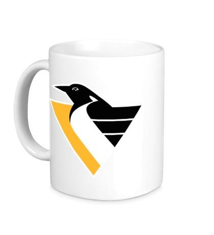Керамическая кружка HC Pittsburgh Penguins