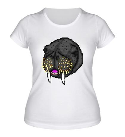 Женская футболка Earl Mask