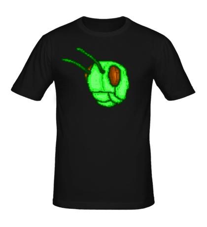 Мужская футболка Carl Mask
