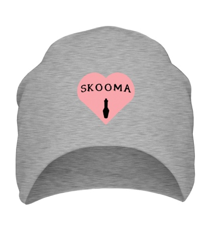 Шапка Love skooma
