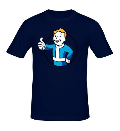 Мужская футболка Vault Boy