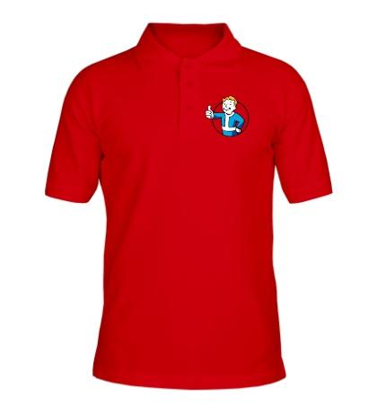 Рубашка поло Vault Boy