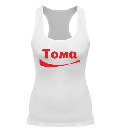 Женская борцовка Тома