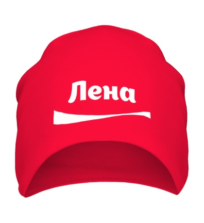 Шапка Лена