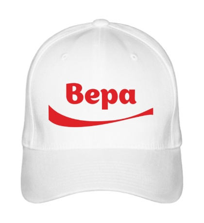 Бейсболка Вера