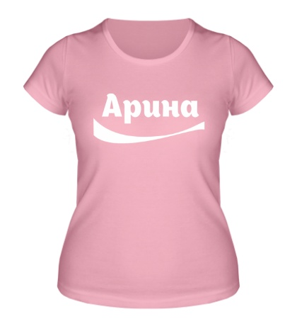 Женская футболка Арина