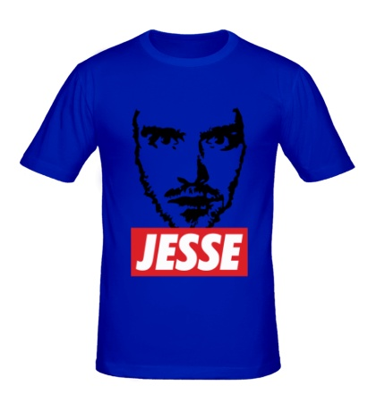 Мужская футболка Danger Jesse