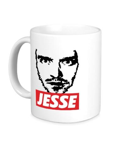 Керамическая кружка Danger Jesse