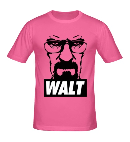 Мужская футболка Danger Walt