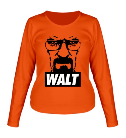 Женский лонгслив Danger Walt