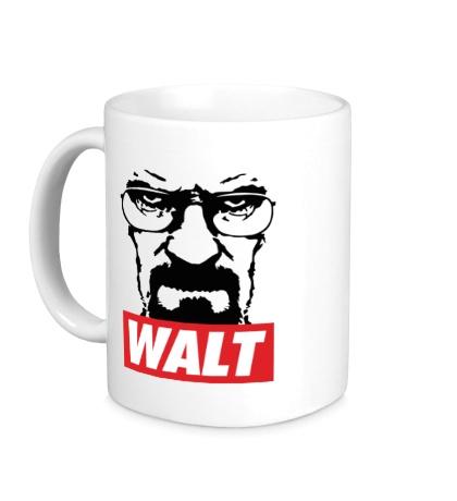 Керамическая кружка Danger Walt