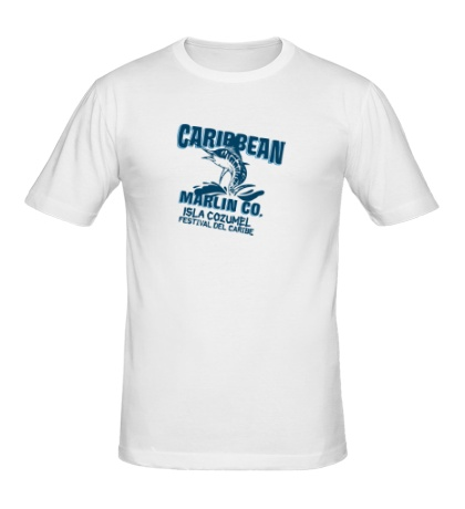 Мужская футболка Caribbean