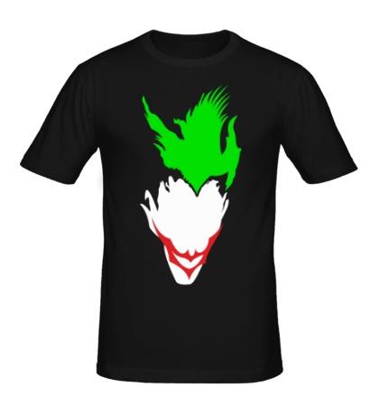 Мужская футболка Abstraction Joker