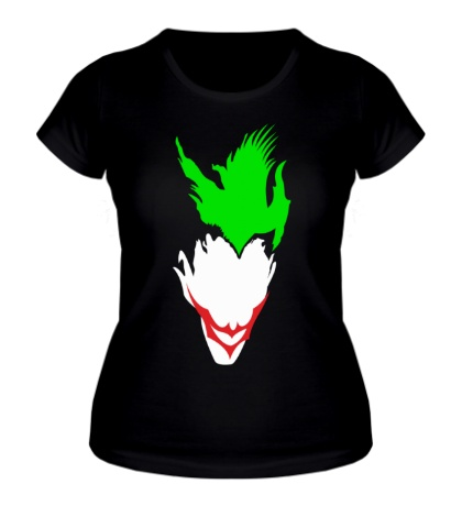 Женская футболка Abstraction Joker