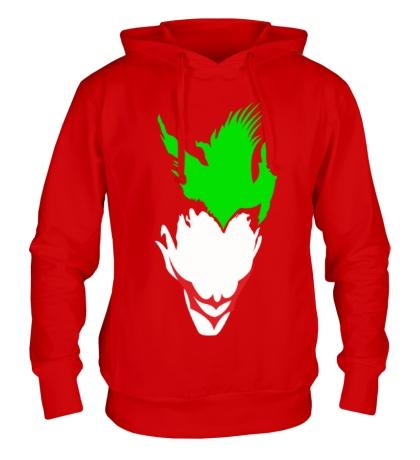 Толстовка с капюшоном Abstraction Joker