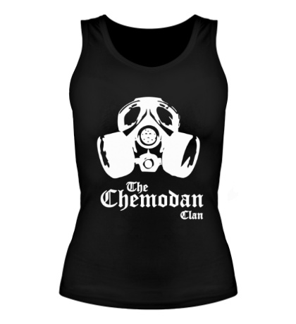Женская майка The Chemodan Clan