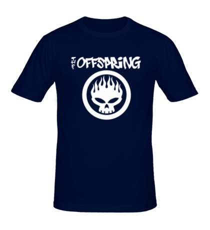 Мужская футболка The Offspring