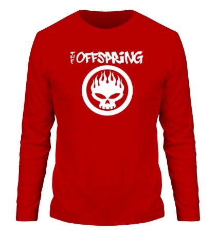 Мужской лонгслив The Offspring