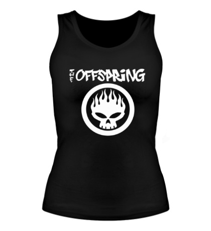 Женская майка The Offspring