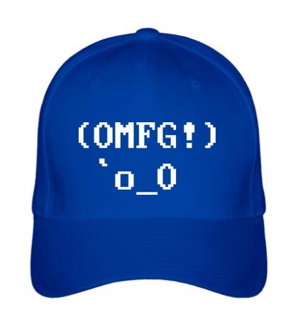 Бейсболка OMFG