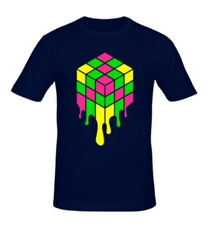 Мужская футболка Music Cube