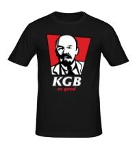 Мужская футболка KGB, So Good