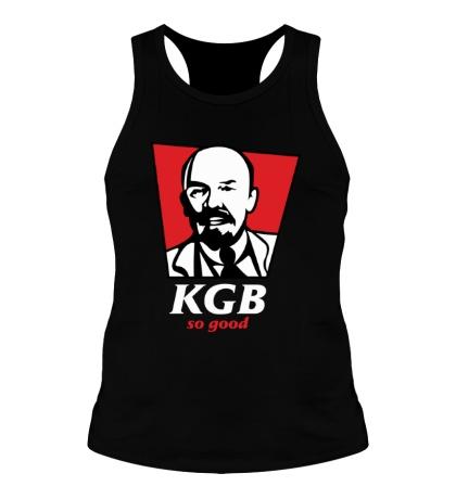 Мужская борцовка KGB, So Good