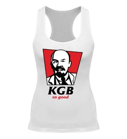Женская борцовка KGB, So Good
