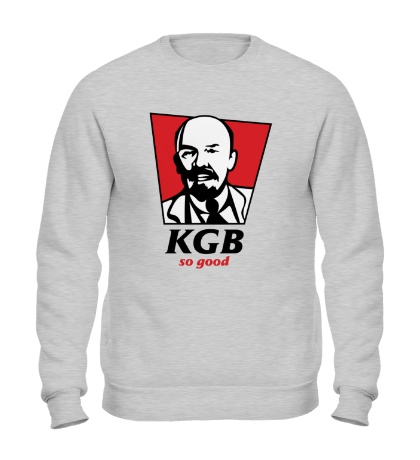 Свитшот KGB, So Good