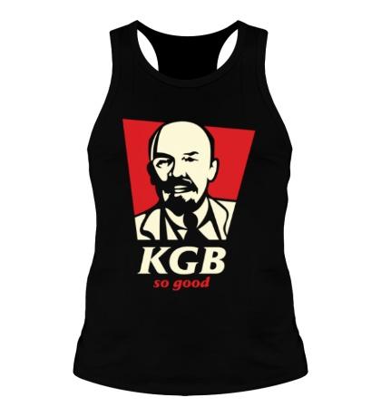 Мужская борцовка KGB So Good Glow