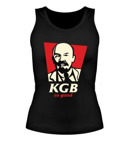 Женская майка KGB So Good Glow